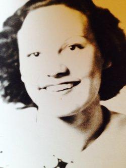Ethel Mae <I>Mead</I> Lockhart