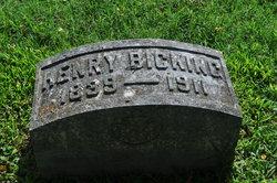 Henry Bicking