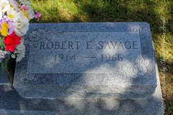 Robert Eugene Savage