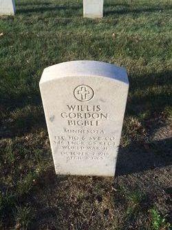 Willis Gordon Bigbee