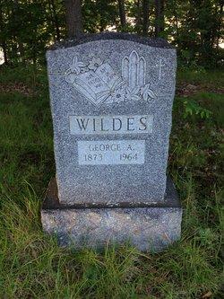 George Arthur Wildes