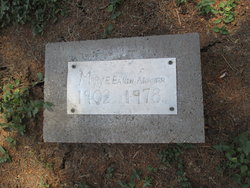 Mary E <I>Eakins</I> Alexander
