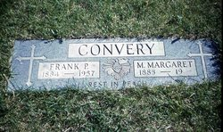 """Francis Peter """"Frank"""" Convery"""