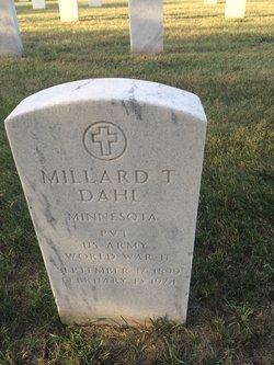 Millard T Dahl