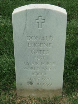 Donald Eugene Gates