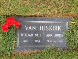 Annie Louise Van Buskirk