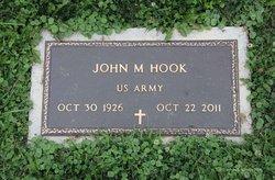 John M Hook