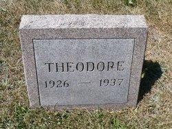 Theodore Boven