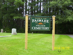 Fairlee Village Cemetery