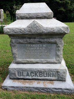Frances M. Blackburn
