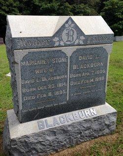 Margaret <I>Stone</I> Blackburn