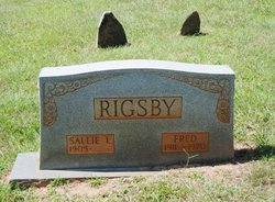 Sallie Lou <I>Crowe</I> Rigsby