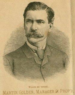 Martin Golden