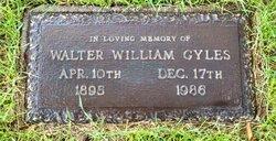 Walter William Gyles