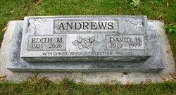 Edith Marie <I>Tate</I> Andrews