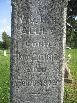 William H. H. Alley