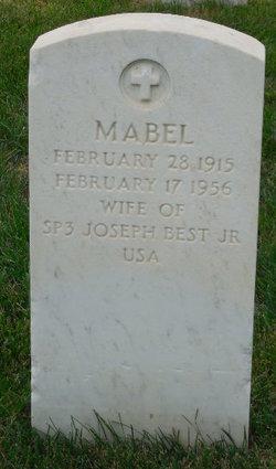 Mabel Best