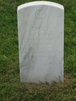 Emily Degenhardt