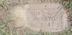 Radford G. Wynn