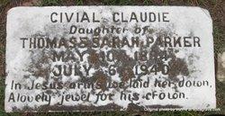 Civial Claudie Parker