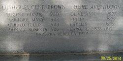 Gerald Tullis Brown