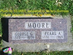 Pearl A <I>Purchase</I> Moore
