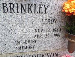 LeRoy Brinkley