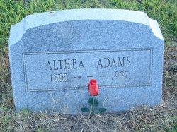Althea Adams