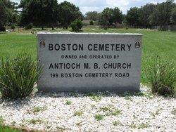 Boston Hill Cemetery