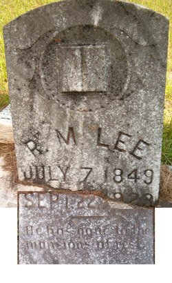 Richard Monroe Lee