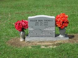Roger Don Thomas
