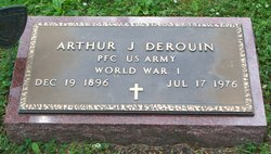 Arthur J. Derouin