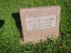 Hattie T. Gore