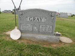 Clinton D Gray