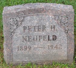 Peter Henry Neufeld