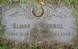 Elmer Lee Merrill
