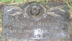 Leena May Merrill