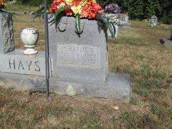 Charlie Frederick Hays