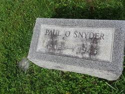Paul Orlando Snyder