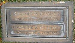"Caroline ""Carrie"" <I>Silva</I> Clement"