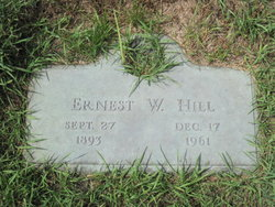 Ernest William Hill