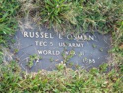 Russel E Osman
