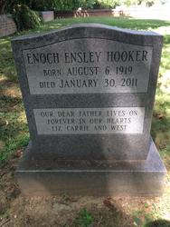 Enoch Ensley Hooker