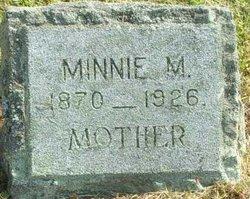 Minnie M <I>Tanner</I> Huff
