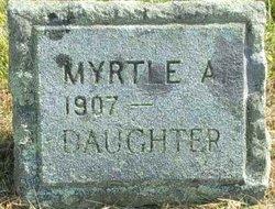 Myrtle Alta Huff