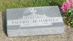Pauline Marie <I>Jacobsen</I> Hartley