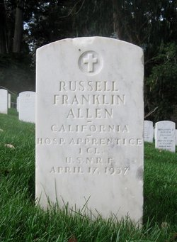 Russell Franklin Allen