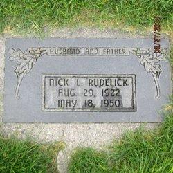Nick Rudelich