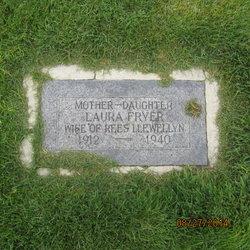 Laura Evelyn <I>Fryer</I> Llewellyn