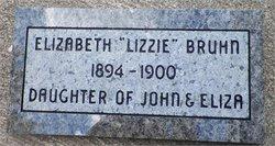 """Elizabeth """"Lizzie"""" Bruhn"""